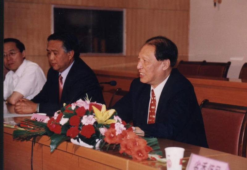 成思危在青海省西宁市民建基层支部调研时的讲话